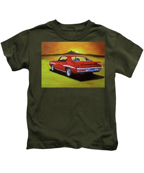 Gto 1971 Kids T-Shirt