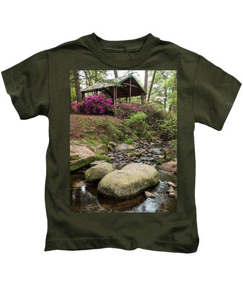 Guignard Park-1 Kids T-Shirt