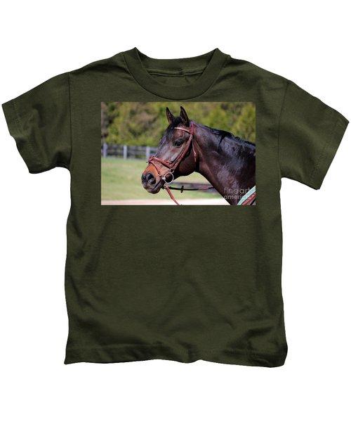 Handsome Gelding Kids T-Shirt