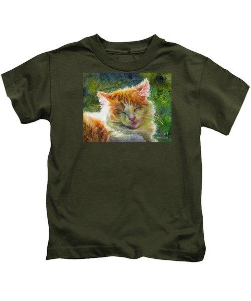 Happy Sunbathing 2 Kids T-Shirt