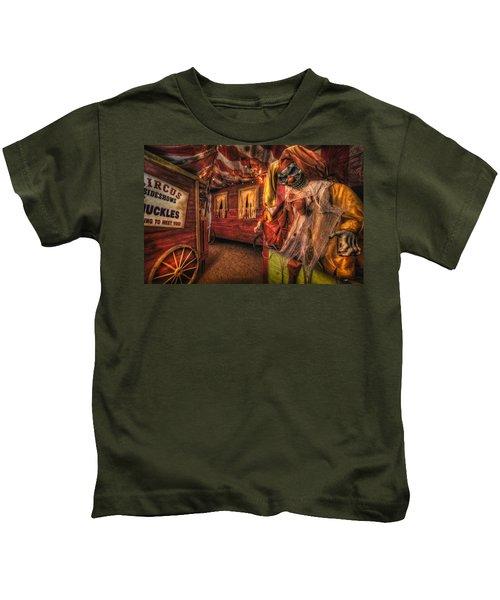 Haunted Circus Kids T-Shirt