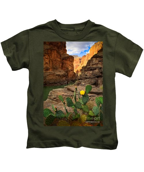 Havasu Cactus Kids T-Shirt