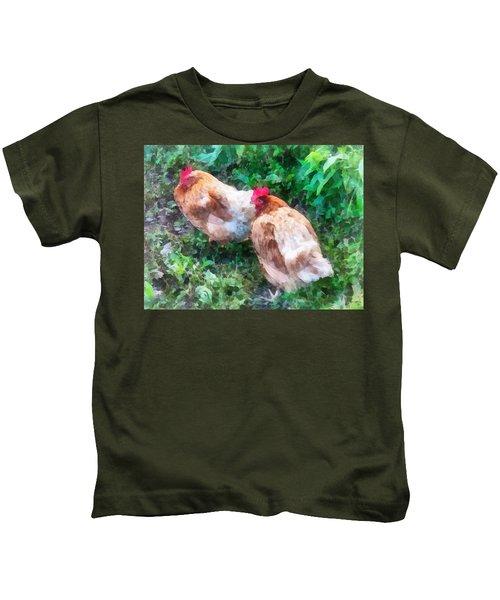 Hen Party Kids T-Shirt
