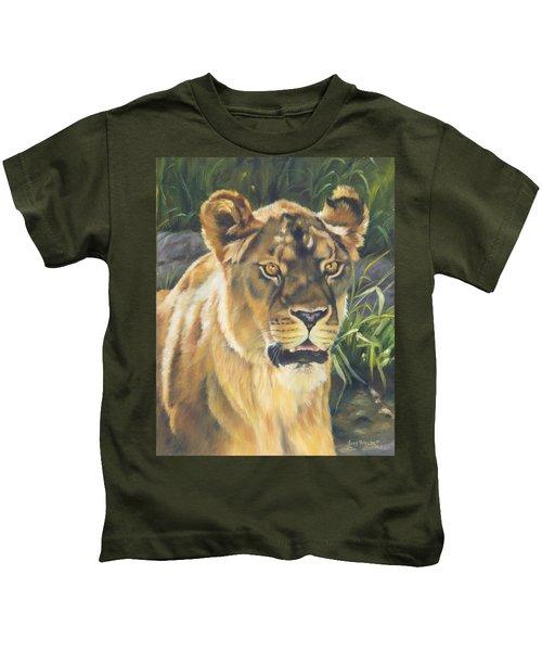 Her - Lioness Kids T-Shirt