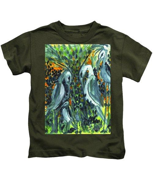 Herons Kids T-Shirt