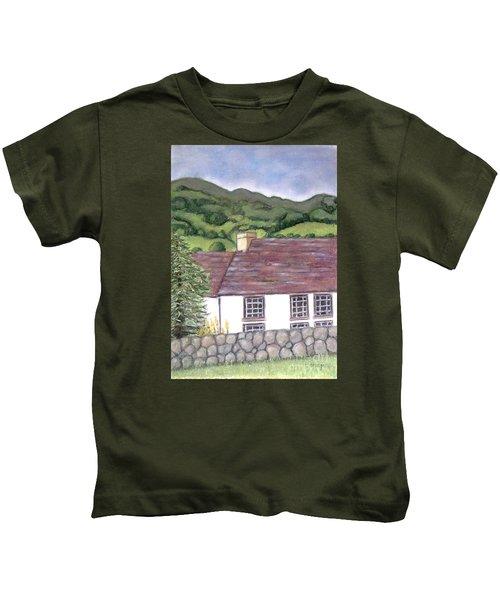 Highland Farmhouse Kids T-Shirt