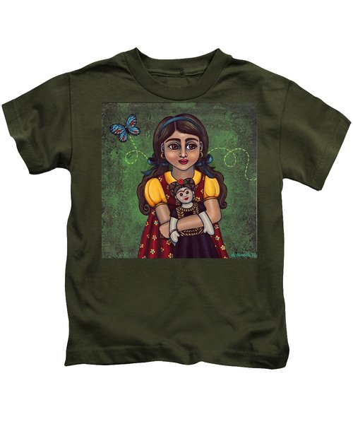Holding Frida Kids T-Shirt