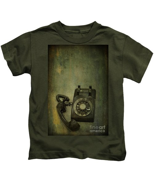 Holding On To Yesterday Kids T-Shirt