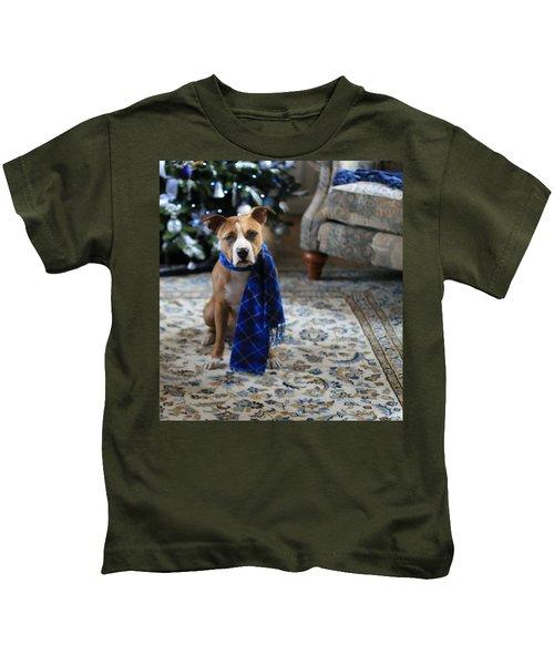 Holiday Warmth Kids T-Shirt