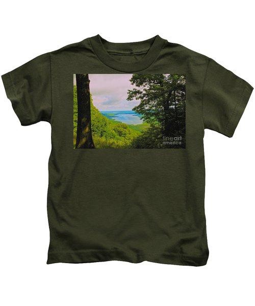 Honeoye Lake Kids T-Shirt