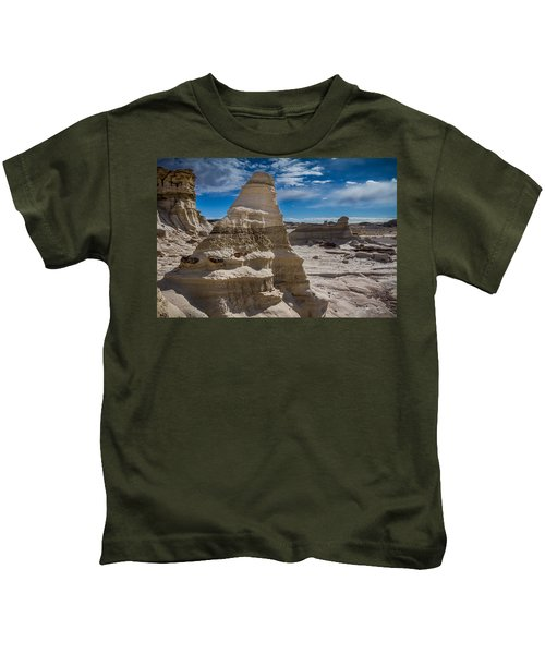 Hoodoo Rock Formations Kids T-Shirt