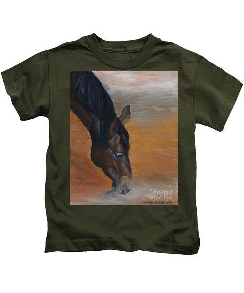 horse - Lily Kids T-Shirt