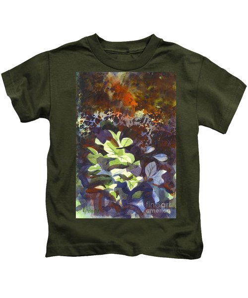 Hostas In The Forest Kids T-Shirt