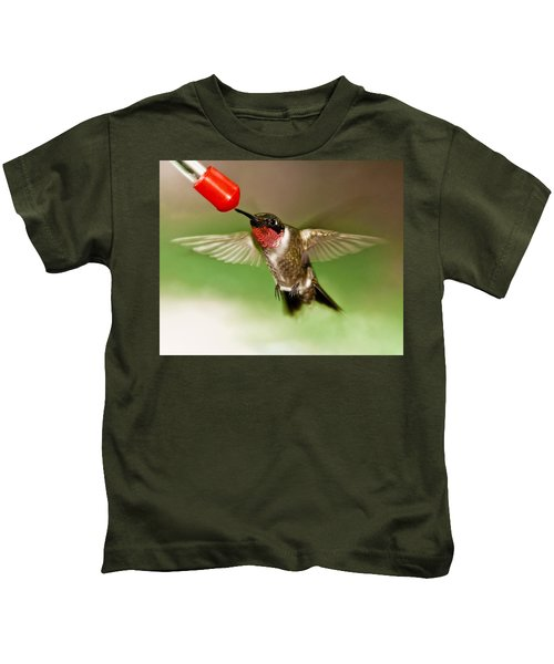 Hummingbird Kids T-Shirt