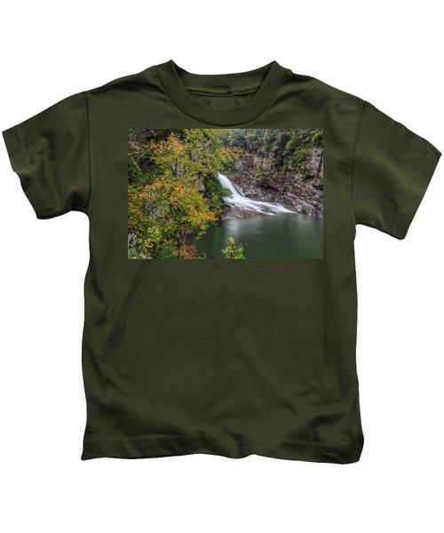 Hurricane Falls Kids T-Shirt