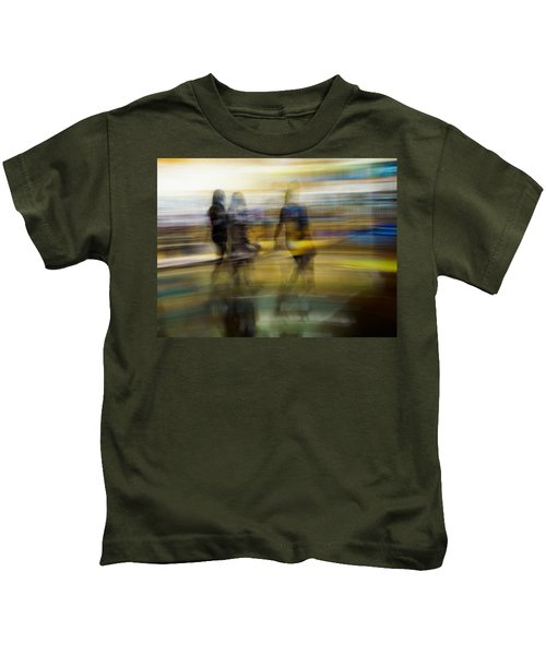 Dreaming In Color Kids T-Shirt