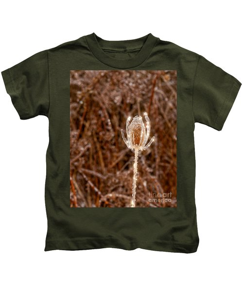 Icy Thistle Kids T-Shirt