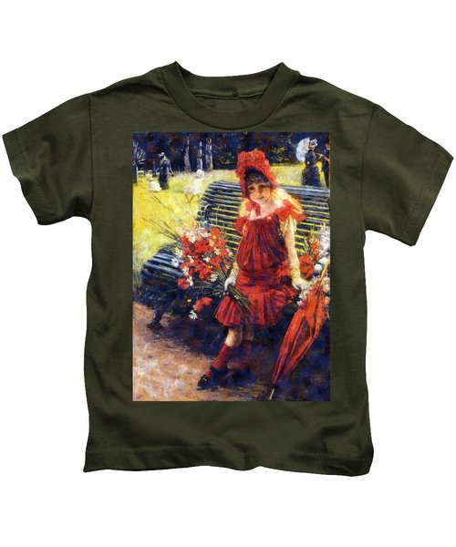 In The Park Kids T-Shirt