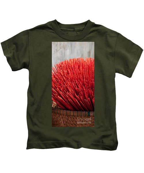 Incense 09 Kids T-Shirt