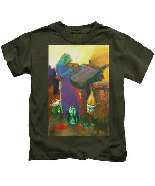 Inspired Songs Kids T-Shirt