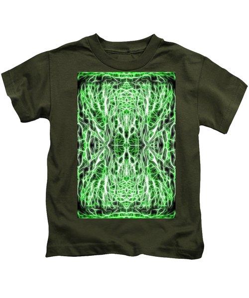 Into The Matrix Kids T-Shirt
