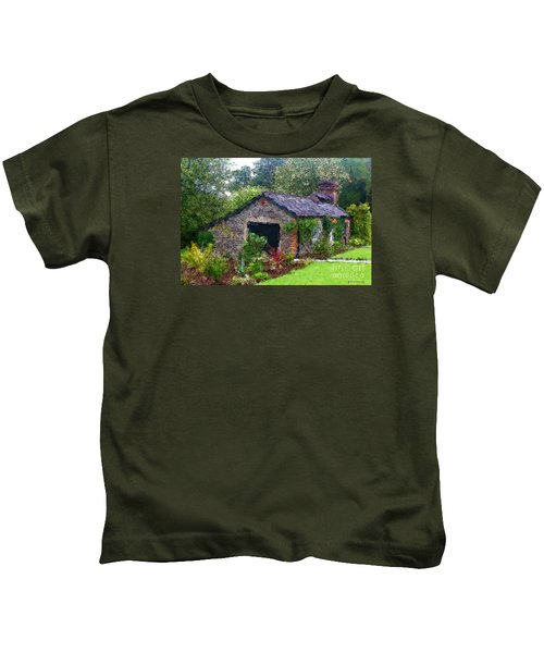Irish Cottage Kids T-Shirt