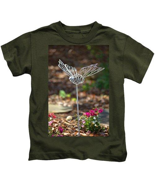 Iron Butterfly Kids T-Shirt