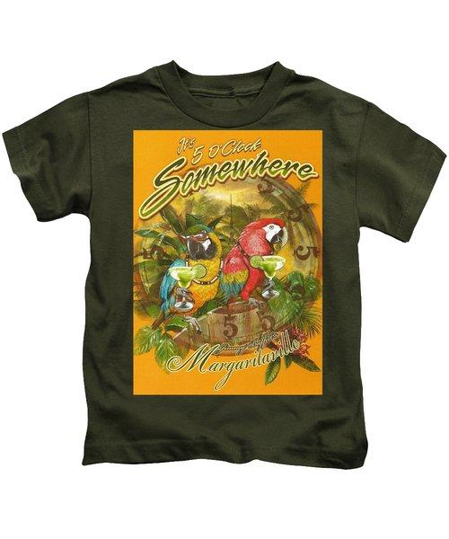 Margaritaville Kids T-Shirts | Fine Art America