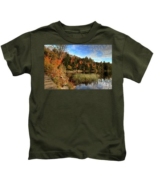 Jamies Pond 2 Kids T-Shirt