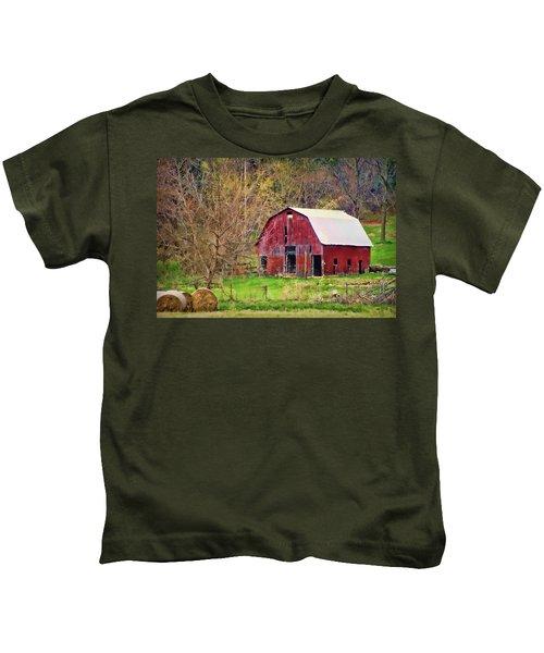 Jemerson Creek Barn Kids T-Shirt
