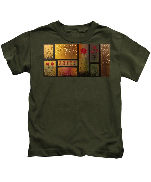 Joyful Garden Kids T-Shirt