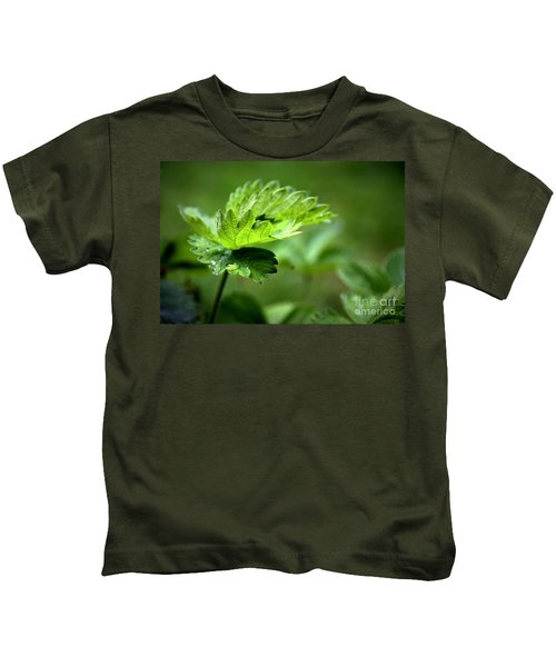 Just Green Kids T-Shirt