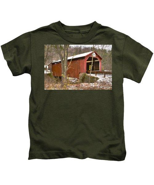 Krickbaum Bridge  Kids T-Shirt