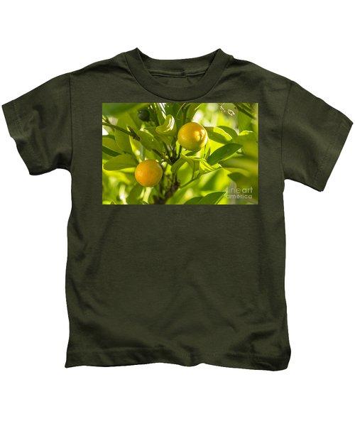 Kumquats Kids T-Shirt