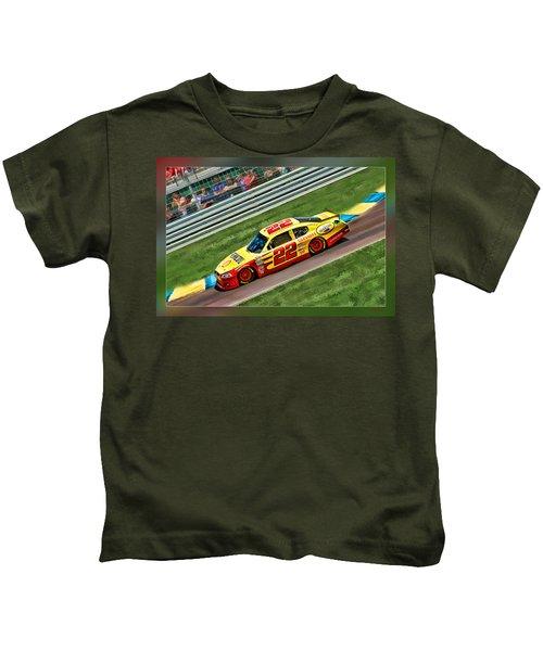 Kurt Busch Kids T-Shirt