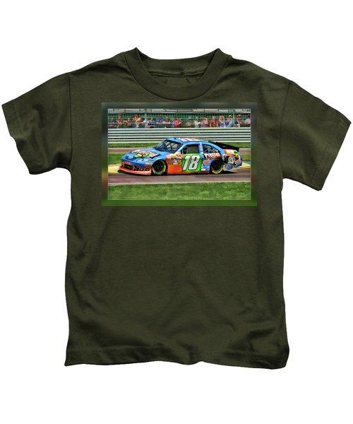 Kyle Busch Kids T-Shirt