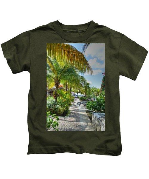 La Isla Bonita Kids T-Shirt