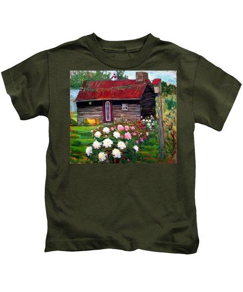 La007 Kids T-Shirt