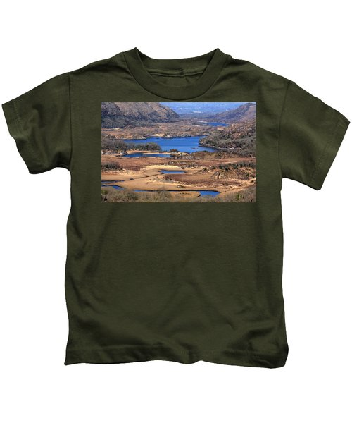 Ladies View Killarney National Park Kids T-Shirt
