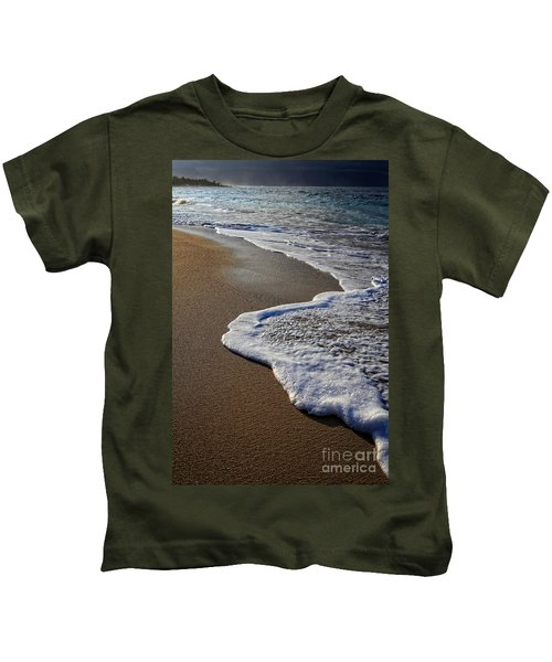 Last Day In Paradise Kids T-Shirt