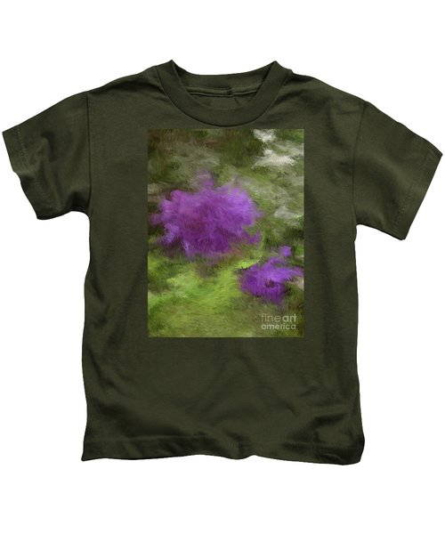 Monet Meadow Kids T-Shirt
