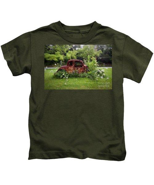 Lawn Ornament Kids T-Shirt