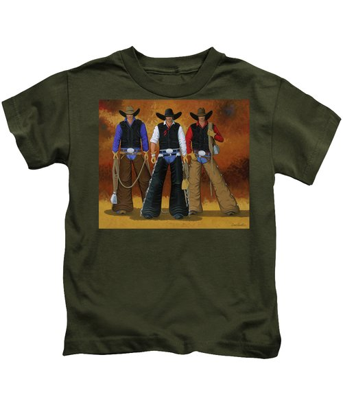 Let's Ride Kids T-Shirt