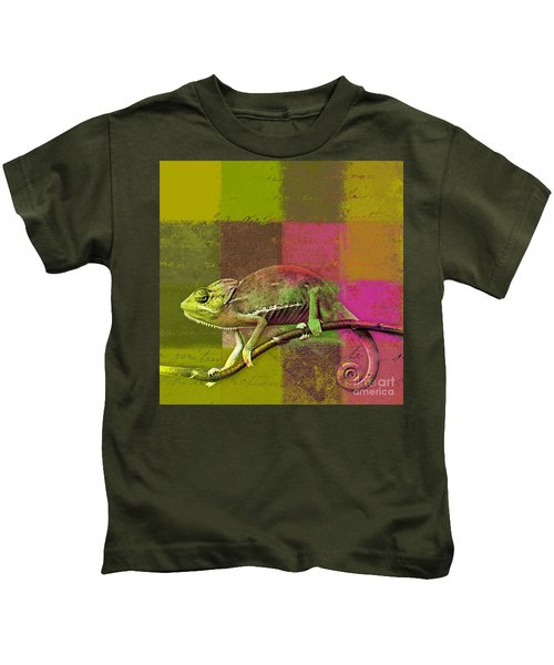Lezardin - J131131149v5bgrp Kids T-Shirt