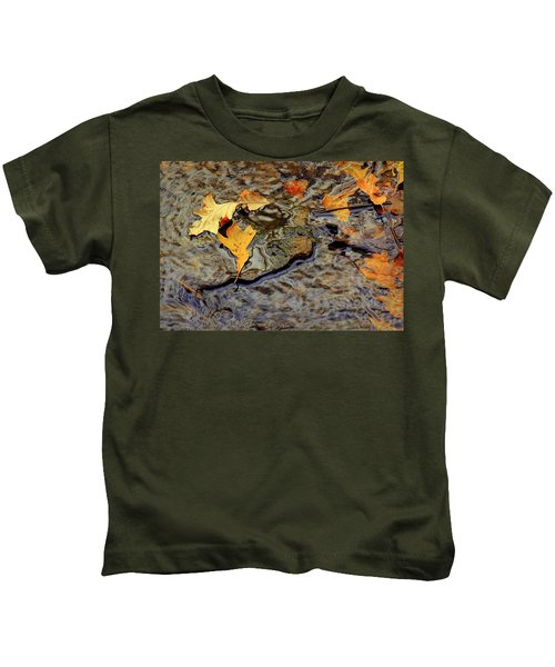 Life Flows Kids T-Shirt