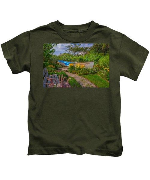 Lifeboat Seating Kids T-Shirt
