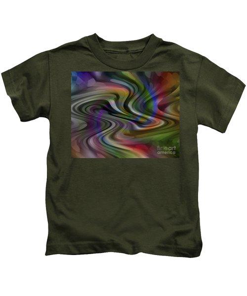 Liquid Car Kids T-Shirt