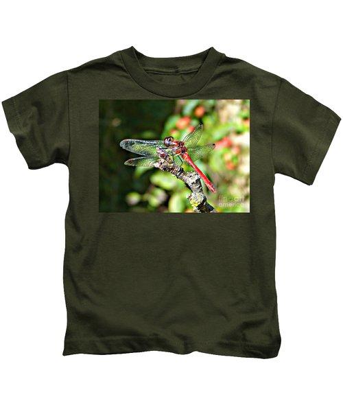 Little Dragonfly Kids T-Shirt