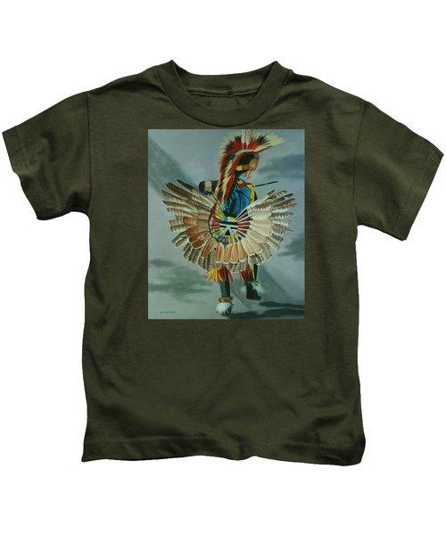 Little Warrior Kids T-Shirt