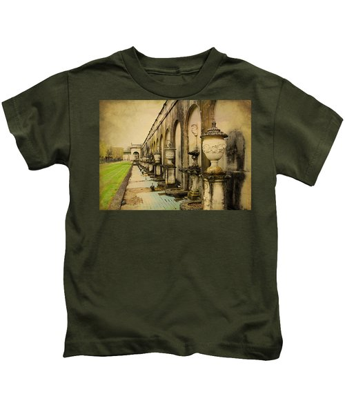 Longwood Gardens Fountains Kids T-Shirt